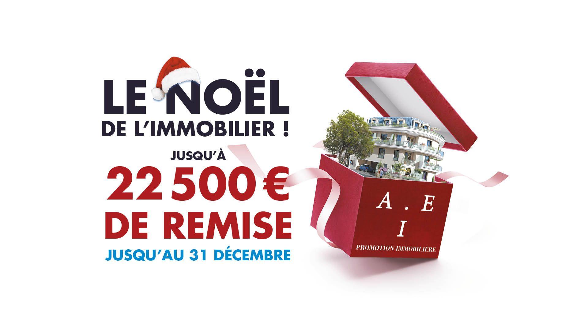 Noel de l'immobilier